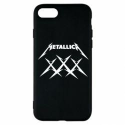 Чохол для iPhone SE 2020 Metallica XXX