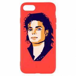 Чохол для iPhone SE 2020 Michael Jackson Graphics Cubism