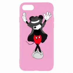 Чехол для iPhone SE 2020 Mickey Jackson