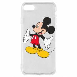 Чохол для iPhone SE 2020 Mickey Mouse