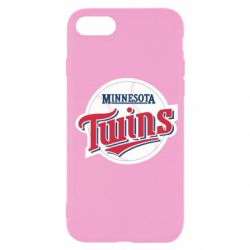 Чохол для iPhone SE 2020 Minnesota Twins