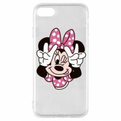 Чохол для iPhone SE 2020 Minnie Mouse