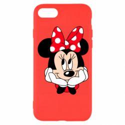 Чехол для iPhone SE 2020 Minnie