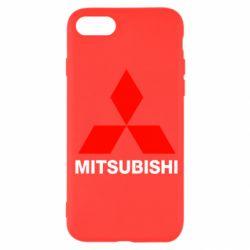 Чехол для iPhone SE 2020 Mitsubishi small