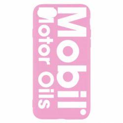 Чехол для iPhone SE 2020 Mobil Motor Oils