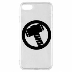 Чехол для iPhone SE 2020 Молот Тора