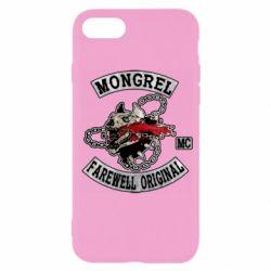 Чохол для iPhone SE 2020 Mongrel MC