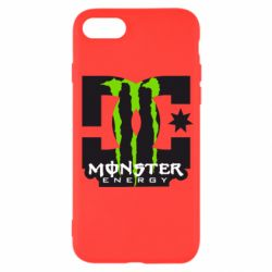 Чохол для iPhone SE 2020 Monster Energy DC