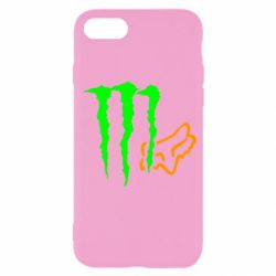 Чохол для iPhone SE 2020 Monster Energy FoX