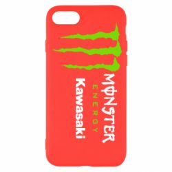 Чохол для iPhone SE 2020 Monster Energy Kawasaki