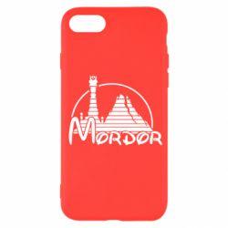 Чехол для iPhone SE 2020 Mordor (Властелин Колец)