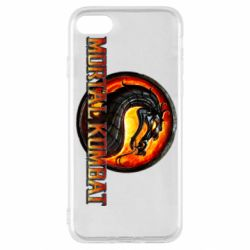 Чехол для iPhone SE 2020 Mortal Kombat