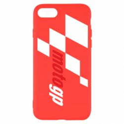 Чехол для iPhone SE 2020 MOTO GP