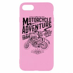 Чехол для iPhone SE 2020 Motorcycle Adventure