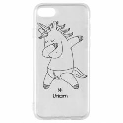 Чехол для iPhone SE 2020 Mr Unicorn