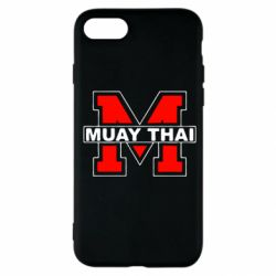 Чехол для iPhone SE 2020 Muay Thai Big M