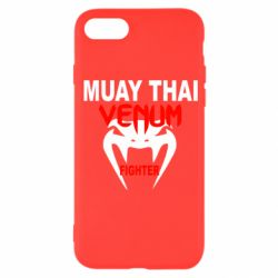 Чехол для iPhone SE 2020 Muay Thai Venum Fighter