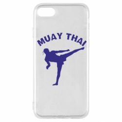 Чехол для iPhone SE 2020 Muay Thai
