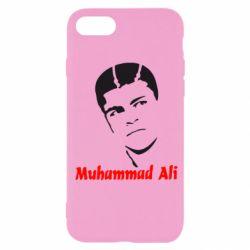 Чехол для iPhone SE 2020 Muhammad Ali