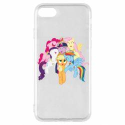 Чехол для iPhone SE 2020 My Little Pony