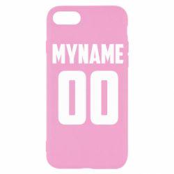 Чохол для iPhone SE 2020 My name American