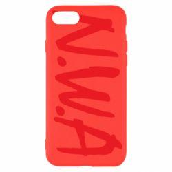 Чехол для iPhone SE 2020 N.W.A Logo