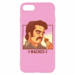 Чехол для iPhone SE 2020 Nachos