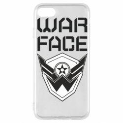 Чохол для iPhone SE 2020 Напис Warface