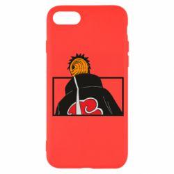 Чехол для iPhone SE 2020 Naruto tobi
