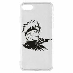 Чохол для iPhone SE 2020 Naruto Uzumaki head