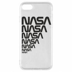 Чехол для iPhone SE 2020 NASA