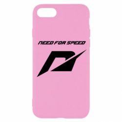 Чехол для iPhone SE 2020 Need For Speed Logo
