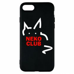 Чохол для iPhone SE 2020 Neko Club