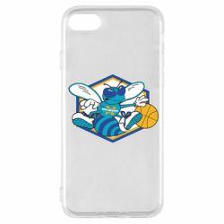 Чохол для iPhone SE 2020 New Orleans Hornets Logo