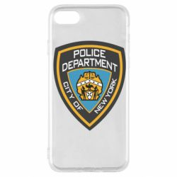 Чехол для iPhone SE 2020 New York Police Department