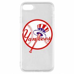 Чохол для iPhone SE 2020 New York Yankees