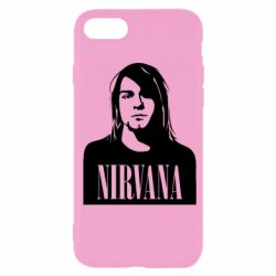 Чохол для iPhone SE 2020 Nirvana Курт