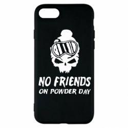Чехол для iPhone SE 2020 No friends on powder day