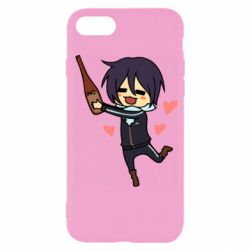 Чохол для iPhone SE 2020 Noragami and drink