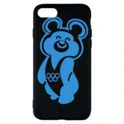 Чохол для iPhone SE 2020 Олімпійський Ведмедик