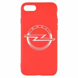 Чохол для iPhone SE 2020 Opel logo