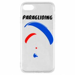 Чехол для iPhone SE 2020 Paragliding