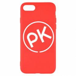 Чохол для iPhone SE 2020 Paul Kalkbrenner