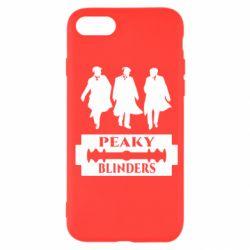 Чохол для iPhone SE 2020 Peaky Blinders