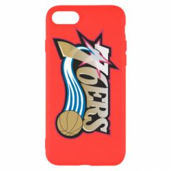 Чохол для iPhone SE 2020 Philadelpia 76ers