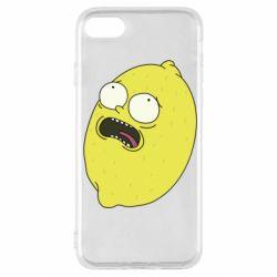Чохол для iPhone SE 2020 Pickle Rick Sanchez