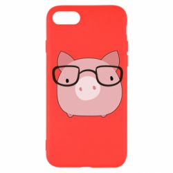 Чохол для iPhone SE 2020 Piggy