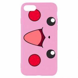 Чехол для iPhone SE 2020 Pikachu Smile