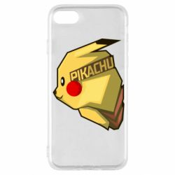 Чохол для iPhone SE 2020 Pikachu