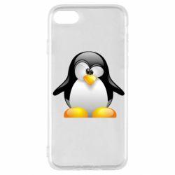 Чохол для iPhone SE 2020 Пінгвін